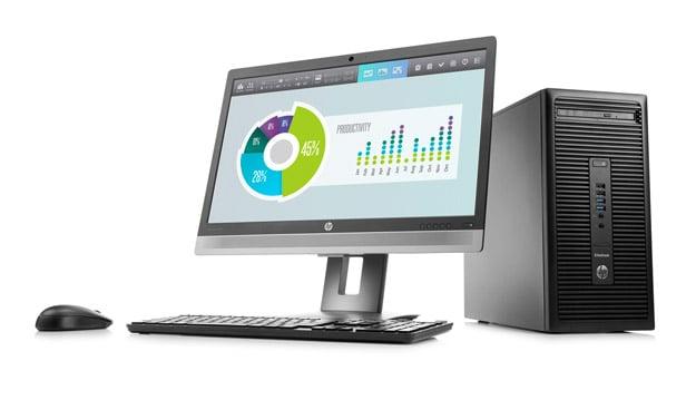 HP EliteDesk 705 G3 MT
