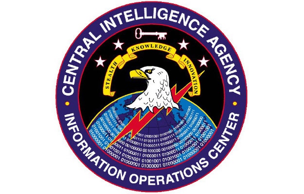 CIA Logo Eagle Stealth Knowledge Innovation