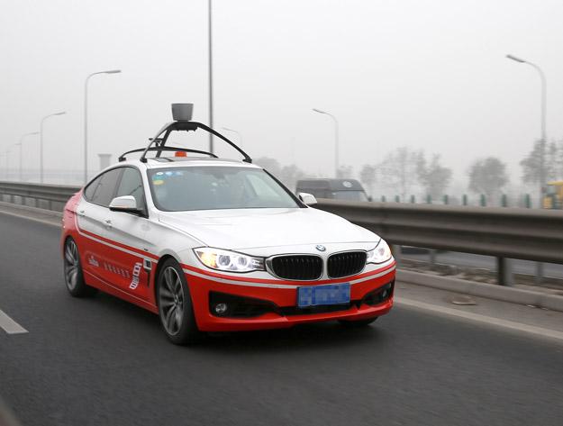 baidu autonomous 2