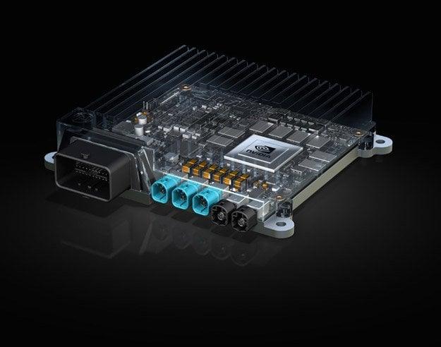 nvidia drive px xavier 1