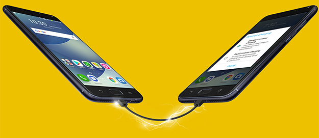 ZenFone Max Charge