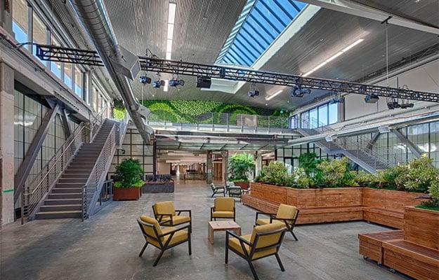 google x lab lobby