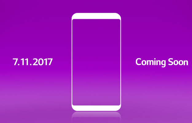 LG Q6 Teaser