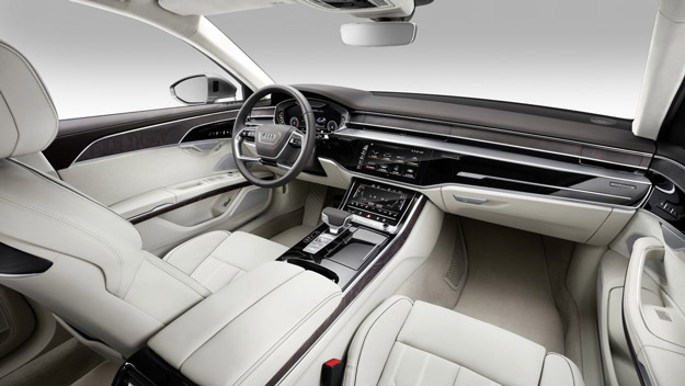 Audi A8 23