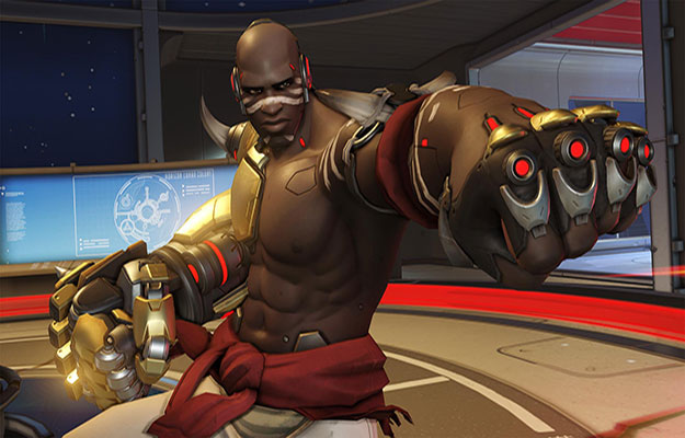 Doomfist Dominates With A Serious Beat-Down In His First Pro