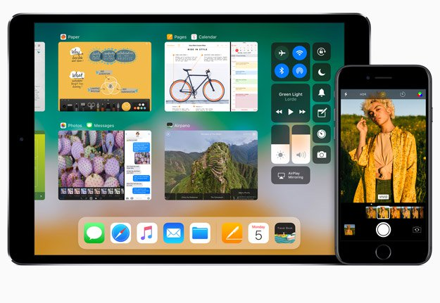 ios 11 ipad iphone