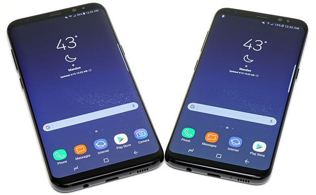 Galaxy S8 And S8 Plus Front bottom3