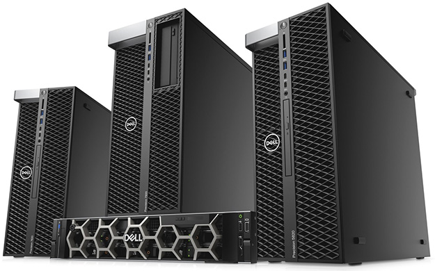 Dell Precision Towers