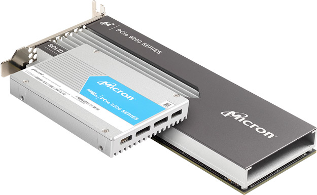 9200 PCIe family
