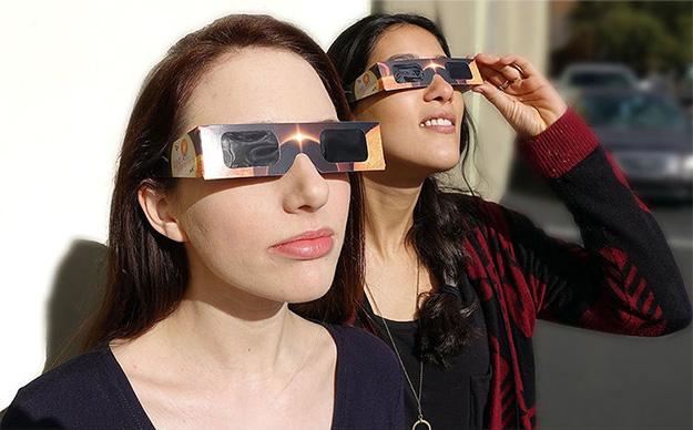 Lunt Solar Glasses