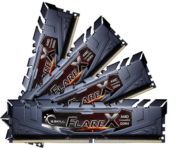GSKILL FlareX AMD Ryzen Memory