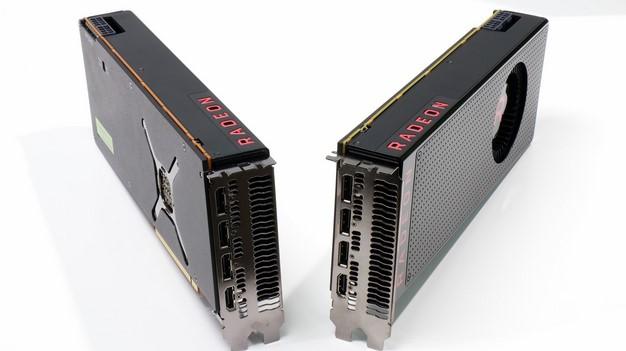 Vega 64 Left Vega 56 Right PCBs