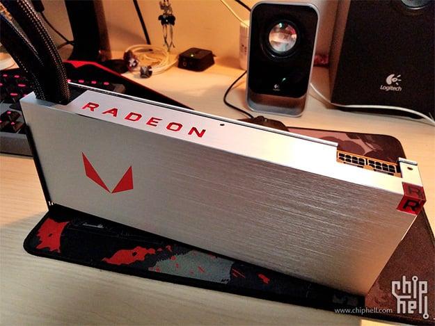 Sapphire Radeon RX Vega 64 Liquid Cooled Edition