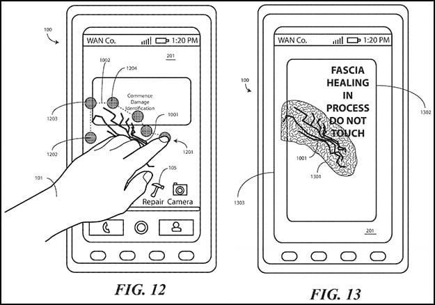 Motorola Patent Self Healing Phone
