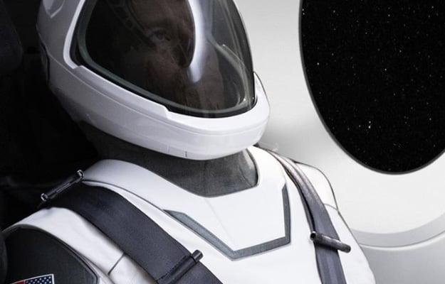 SpaceX Spacesuit