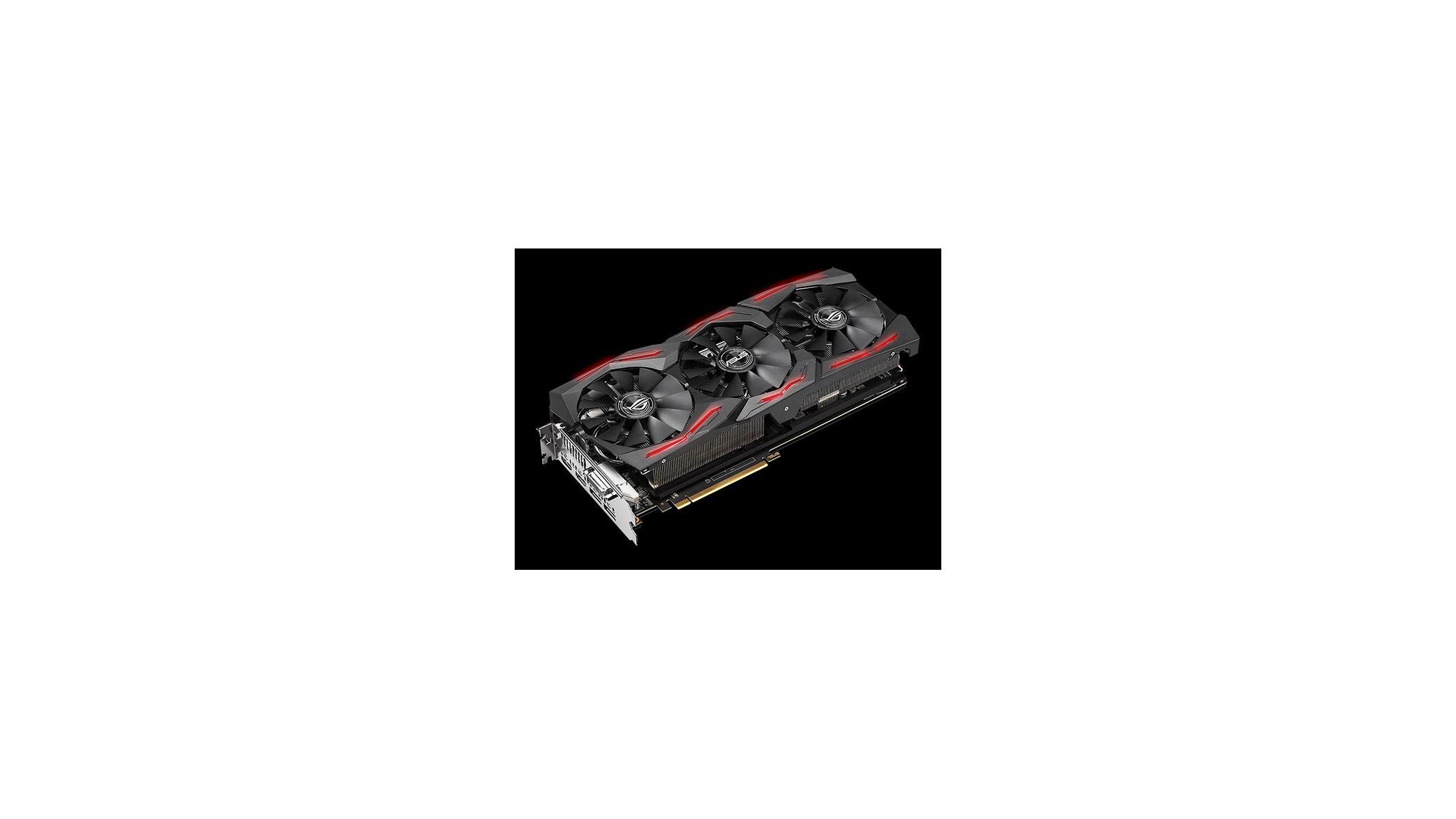 ASUS Announces Two New ROG Strix RX Vega 56 8GB Graphics