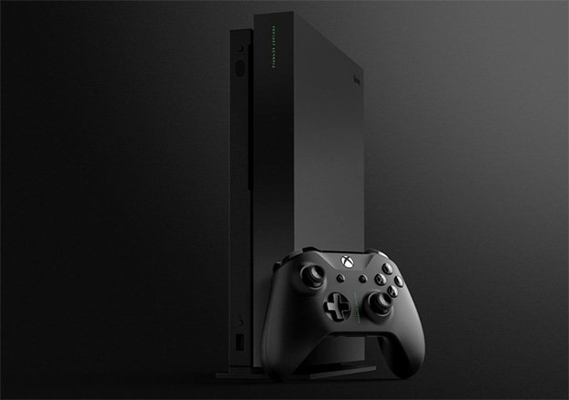Xbox One X Breaks Preorder Record for Microsoft