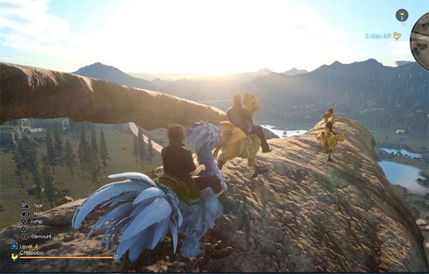 Final Fantasy XV: Windows Edition May Include a Level Editor