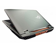 ASUS ROG Chimera Gaming Laptop Rocks 17.3-inch 144Hz G-SYNC Display, GTX 1080 Graphics