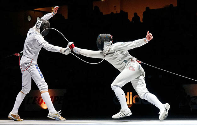 Fencing An Olympic Sport