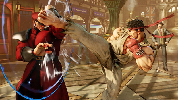 Street Fighter V is a video game based on Martial Arts
