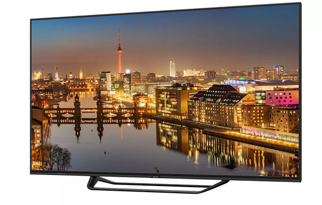 Sharp Unveils Asian And European Release Dates Of AQUOS 8K TV