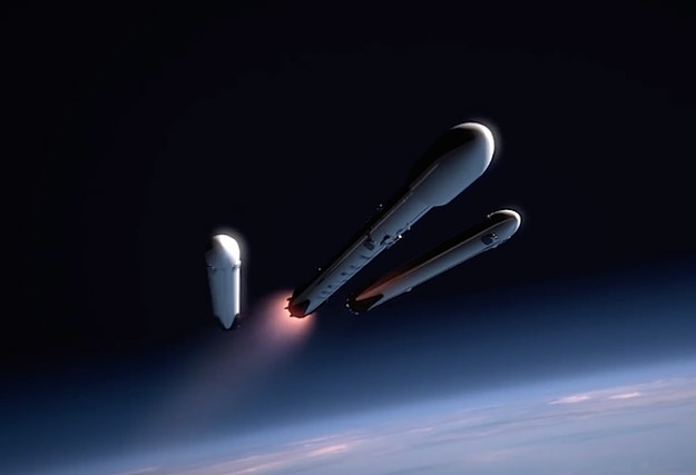 falcon heavy 2