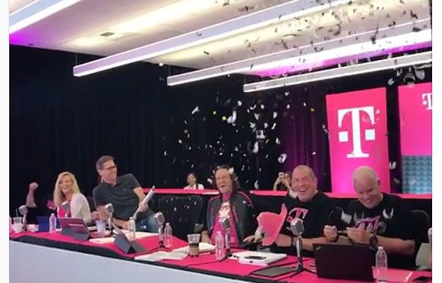 T-Mobile Celebrate