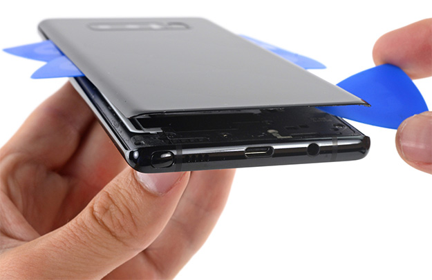 Galaxy Note 8 Open