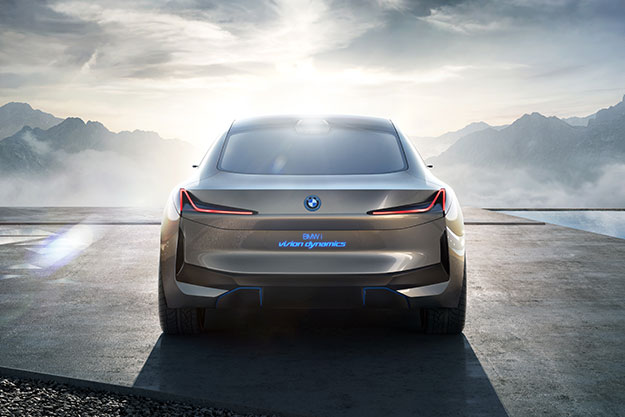BMW i Vision Dynamics Rear