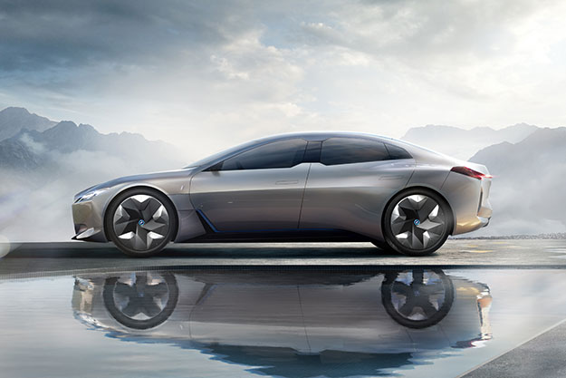 BMW i Vision Dynamics Side