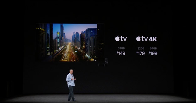 apple tv 4k pricing