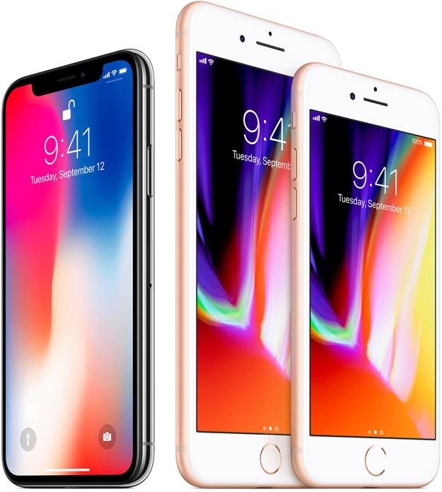 iphone x 8