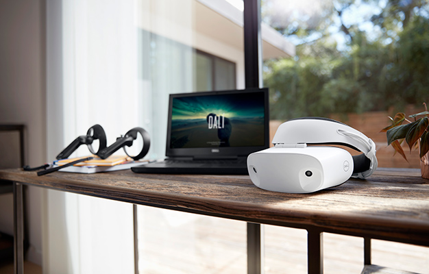 Dell Visor Windows Mixed Reality Headset Pre-Orders Live Now