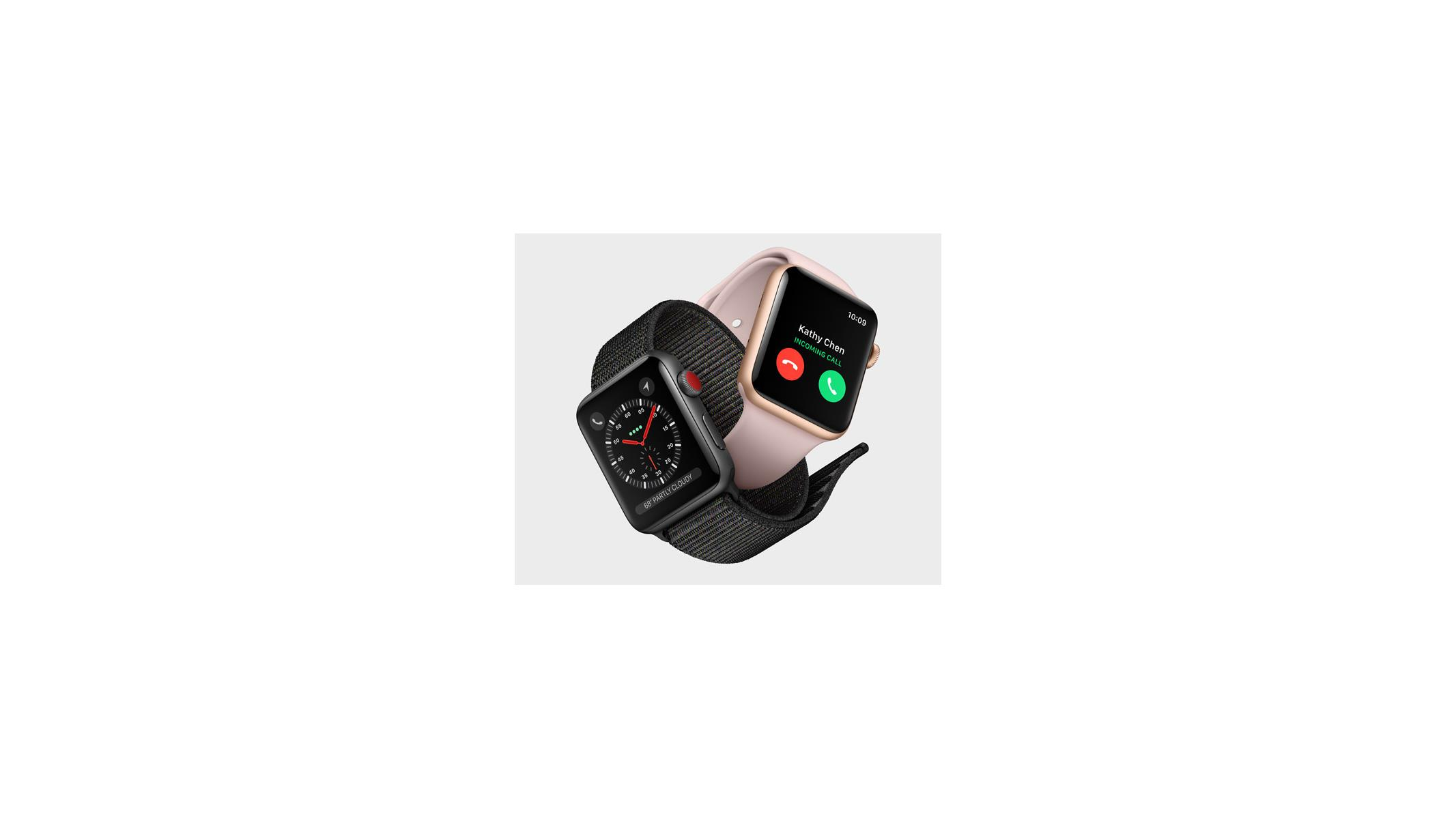 Buzzkill T-Mobile Will Choke Apple Watch Series 3 To 3G
