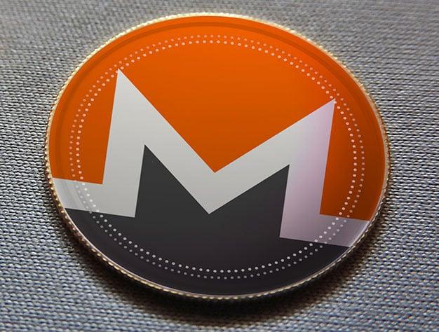 Monero Coin 626px