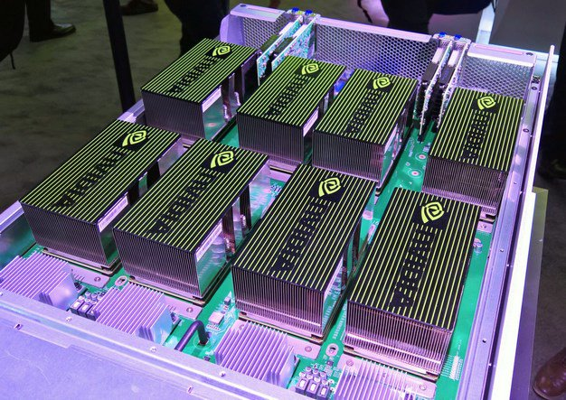 NVIDIA DGX-1 Supercomputer Shreds Geekbench With 8 Tesla