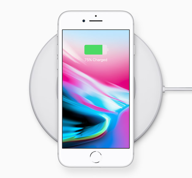 iphone8 charging dock front