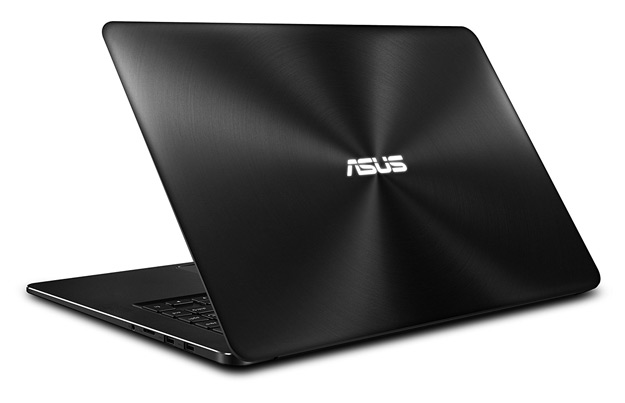 ZenBook Pro UX550