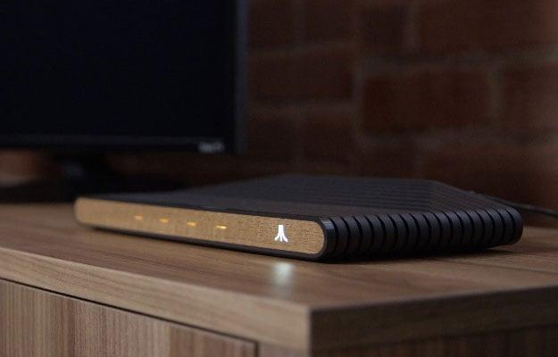 Ataribox retro console runs linux and features amd apu with radeon graphics hothardware - Original atari game console ...