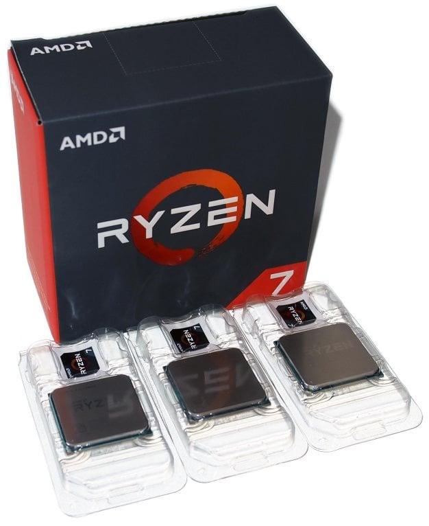 ryzen processors with box