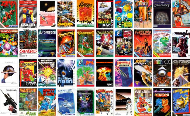 C64 games