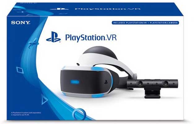 Sony Announces New and Updated PlayStation VR Hardware
