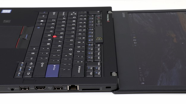 Lenovo ThinkPad 25 Right Edge