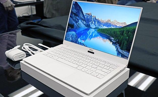 dell xps13 alpine white
