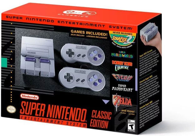 Nintendo SNES Classic Already Hacked To Add Even More Games To The
