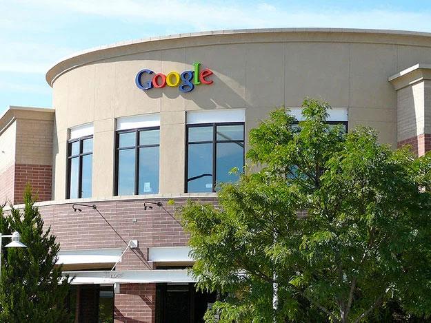 googl building