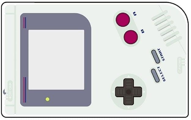 Game Boy Render