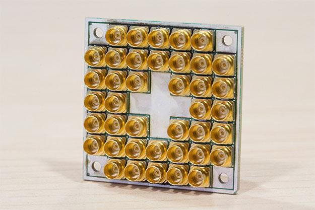 Intel 17-qubit Chip
