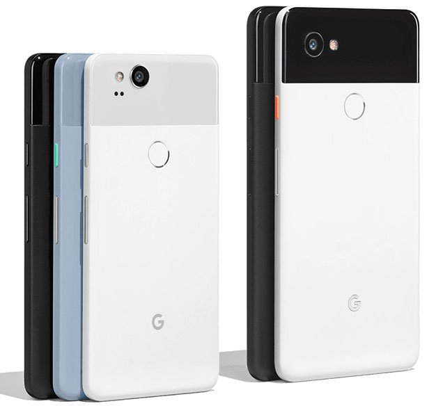 google pixel 2 family